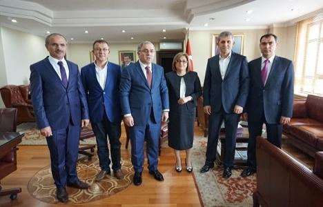 Gaziantep'teki 50 bin