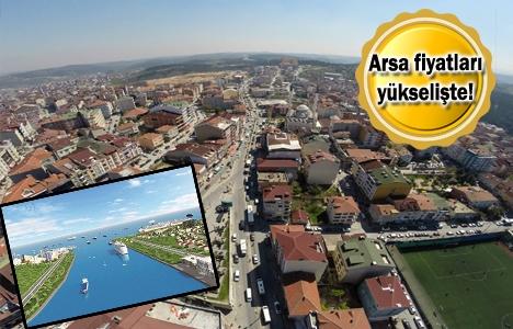 Arnavutköy'e Kanal İstanbul