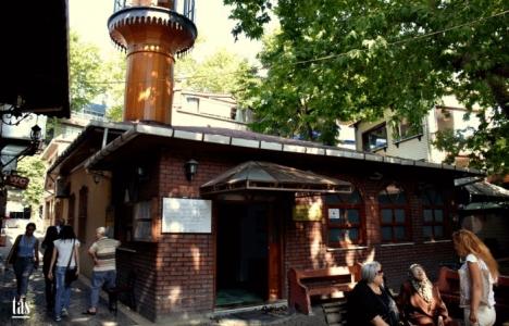 Çınaraltı Hamdullah Paşa Camisi açıldı!