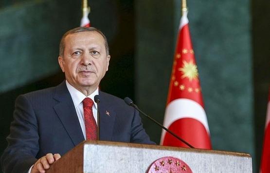 Cumhurbaşkanı Erdoğan'dan ulaşım yatırımları açıklaması!