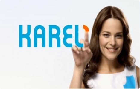 Karel Güvenlik Sistemleri kapıları uzaktan kilitleyip açıyor!