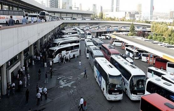 Otobüs bileti tavan ücretlerinde indirim!