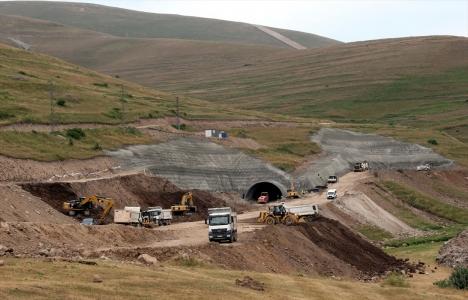 Ardahan Ilgar Tüneli 29 Ekim 2019'da açılacak!