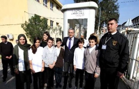 Karşıyaka Belediyesi okullara