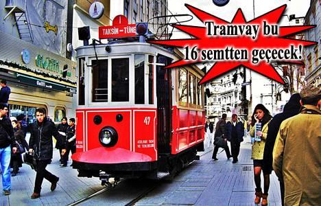 İstanbul yeni tramvay projeleri!