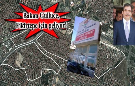 İdris Güllüce'den Fikirtepe çıkarması!