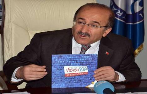 Gümrükçüoğlu: Trabzon bir dünya kenti olacak!