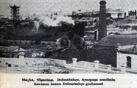 1939 yılında Dolmabahçe