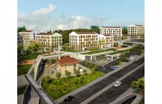 TOKİ Kahramanmaraş'ta 697 yeni konut inşa edecek!