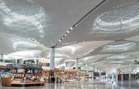 İstanbul Havalimanı'ndan 882 milyon avro kira geliri!