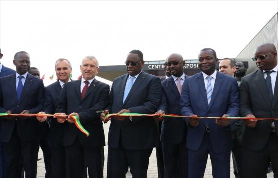 Türk Firması Summa Senegal'de fuar merkezi açtı!