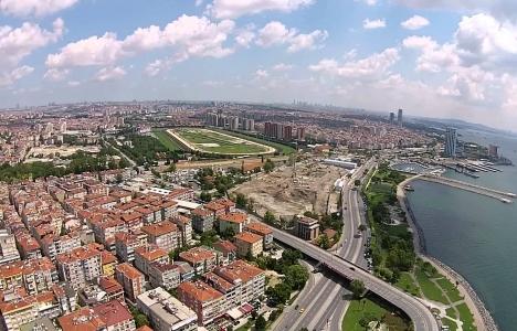 Bakırköy'de icradan 36.8 milyon TL'ye satılık arsa!