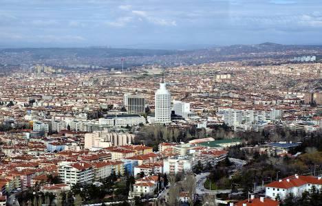 Ankara'da 18 konut