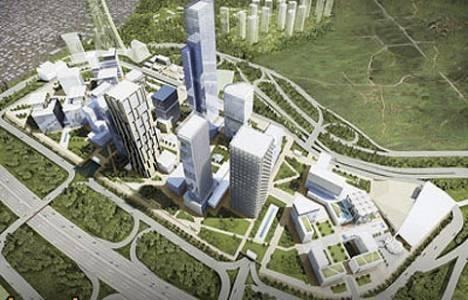 İstanbul Finans Merkezi'ne