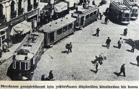 1937 yılında Eminönü