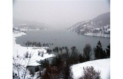 Karaçomak Barajı, yüzde 100 doluluğa ulaştı!