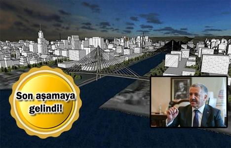 Kanal İstanbul'da geri