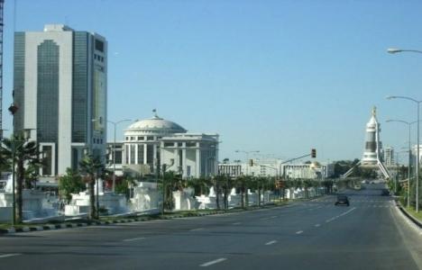 Türkmenistan'da inşaat yatırımları