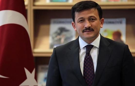Hamza Dağ'dan Kanal İstanbul açıklaması!