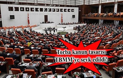Kanal İstanbul Projesi'ne yasal düzenleme getiriliyor!