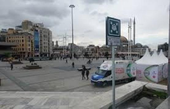 Beyoğlu'nda 42 toplanma