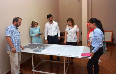 İzmit'te kentsel dönüşüm çalışmaları hızla sürüyor!