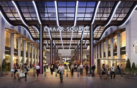 Emaar Square Mall
