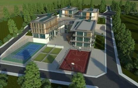 Ankara Engelsiz Merkezi'nin kaba inşaatı bitti!