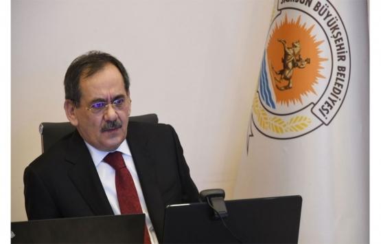 Samsun'un kentsel dönüşüm projeleri masaya yatırıldı!