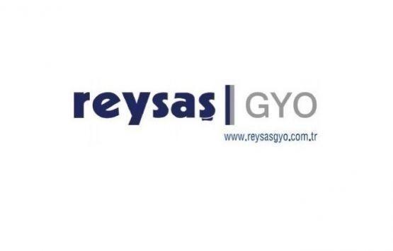 Reysaş GYO Orhanlı'daki deposunun yapı kullanma izin belgesini aldı!
