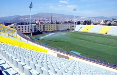 Alsancak Stadyumu yenileme çalışmaları başladı!