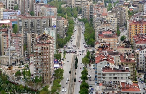 Konya Meram'da 25.8 milyon TL'lik inşaat ihalesi!