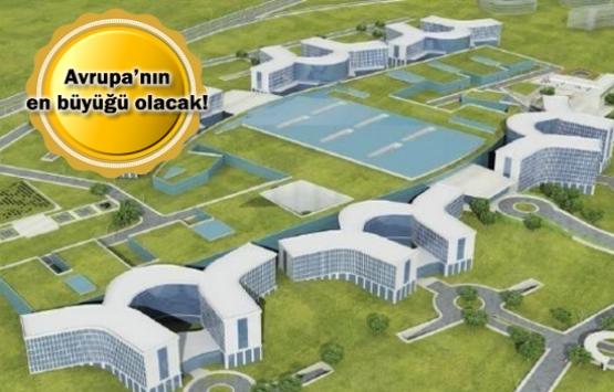 Sancaktepe Şehir Hastanesi bugün ihaleye çıkıyor!