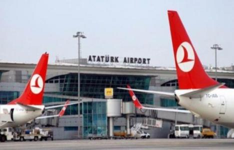 Atatürk Havalimanı 2018'de