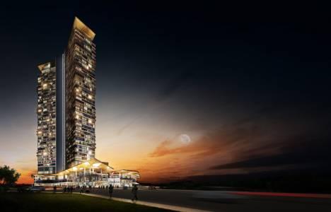 Ankara One Tower vaziyet planı!