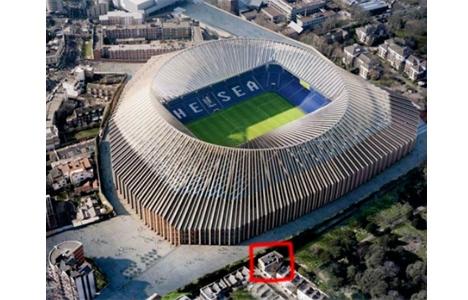 Crosthwaites ailesi Chelsea'nin stadyum inşaatını durdurdu!