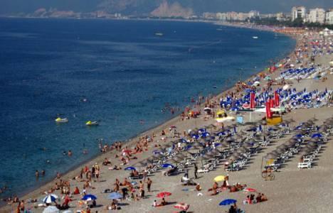 Konyaaltı Plajı halkın