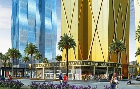 Vazo Kule Maltepe Evleri'nde 430 bin liraya 1 oda 1 salon!