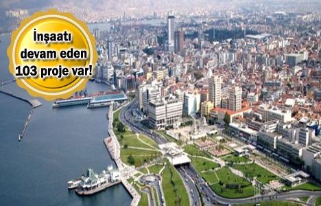 Markalı konutçular İzmir'i