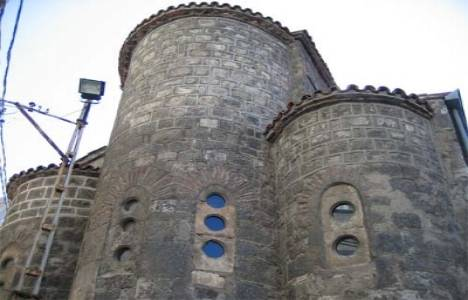 Trabzon Küçük Ayvasıl Kilisesi turizme kazandırılıyor!