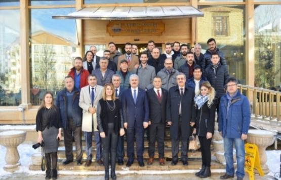 Kırşehirli gazetecilere toplu konut fırsatı!