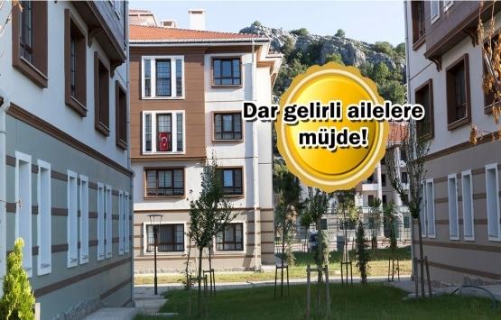 TOKİ'den 710 TL taksitle ev sahibi olma fırsatı!