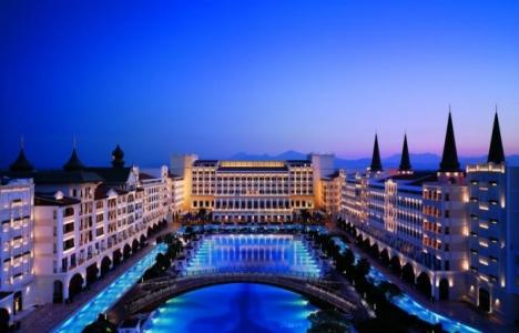 Antalya'da 720 milyon TL'lik otelin icrasından vazgeçildi!