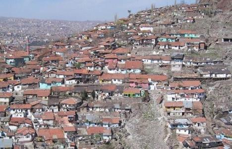 Ankara Yenimahalle'deki gecekondu sorunu 8 yılda çözüldü!
