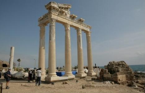 Milet-Apollon Tapınağı arasındaki yol restore edildi!
