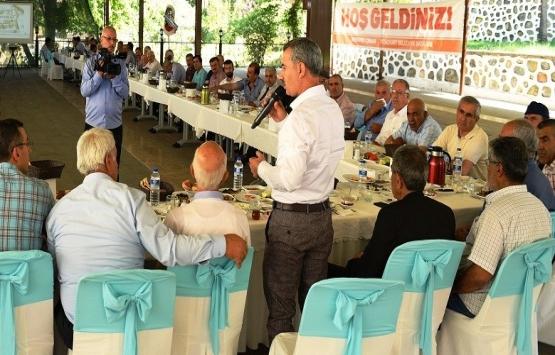 Malatya Yeşilyurt'ta imar barışı anlatıldı!