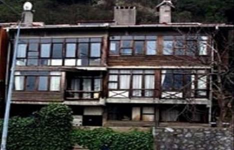 Mimar Mehmet Ali Barman'ın milyonluk yalısı devlete kalıyor!