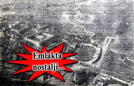 Dolmabahçe'nin 1947 yılında