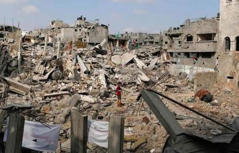 Arabistan, Gazze'nin yeniden