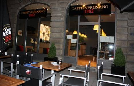 Caffe Vergnano ilk şubesini Zorlu Center'da açıyor!